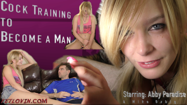 Cock Training to Become a Man