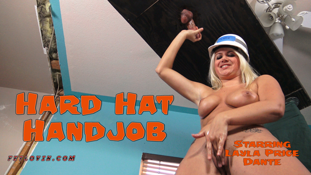Hard Hat Handjob