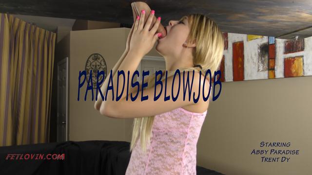 Paradise Blowjob
