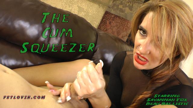 The Cum Squeezer