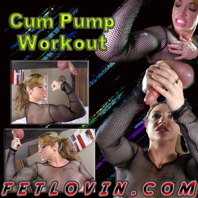 Cum Pump Workout